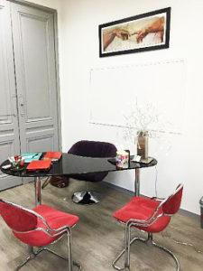 Mon bureau à Lyon